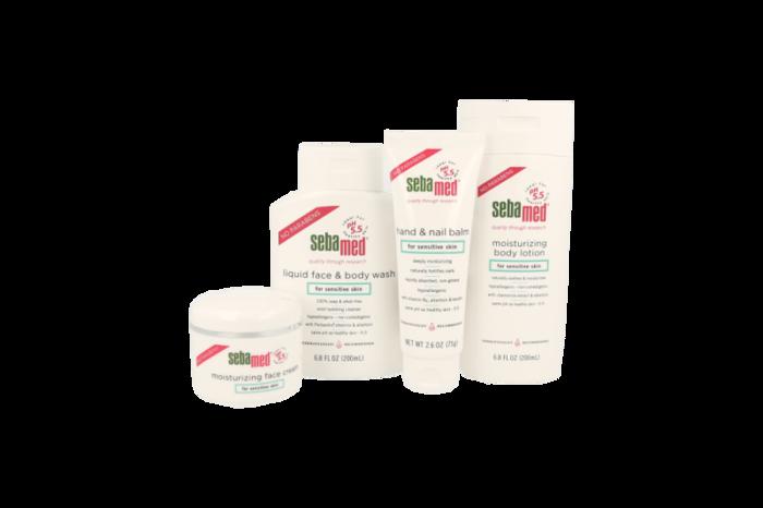 Eczema & Sensitive Skin Care System